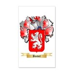 Bouvet 20x12 Wall Decal
