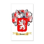 Bouvet 35x21 Wall Decal