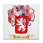 Bouvet Tile Coaster