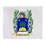Bouveron Throw Blanket