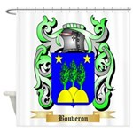 Bouveron Shower Curtain