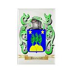 Bouveret Rectangle Magnet (100 pack)