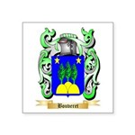 Bouveret Square Sticker 3