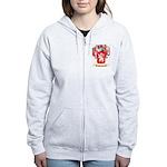Bouvelet Women's Zip Hoodie