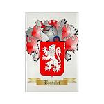 Bouvelet Rectangle Magnet (10 pack)