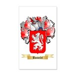 Bouvelet 20x12 Wall Decal