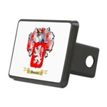Bouvelet Rectangular Hitch Cover