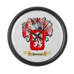Bouvelet Large Wall Clock