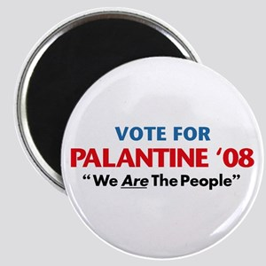 "TAXI DRIVER ""Vote for Palantine"" Magnet"