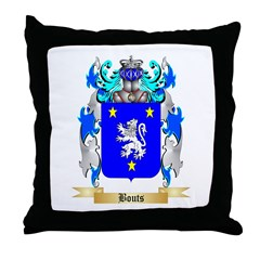 Bouts Throw Pillow