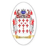 Boutflower Sticker (Oval 50 pk)