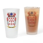 Boutflower Drinking Glass