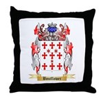 Boutflower Throw Pillow