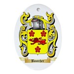 Boutcher Ornament (Oval)