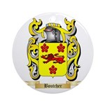 Boutcher Ornament (Round)