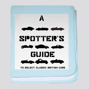 Spotter's Guide to Select Classic British Cars bab
