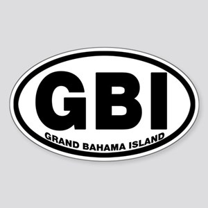 Grand Bahama Island Sticker