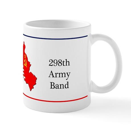 BBDE MUG 298 BAND Mug