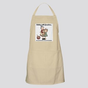 Baking with Grandma BBQ Apron