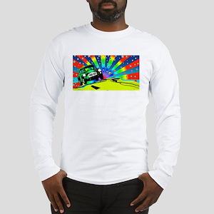 Pop Art MGA Long Sleeve T-Shirt