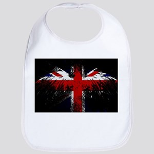 Union Jack Eagle Bib