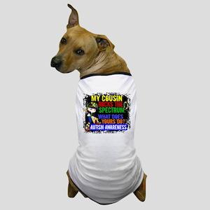 Rocks Spectrum Autism Dog T-Shirt