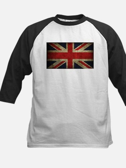 Vintage Union Jack Baseball Jersey