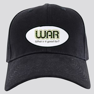 WAR, What is It Good For? Black Cap