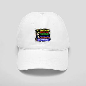 Rocks Spectrum Autism Cap