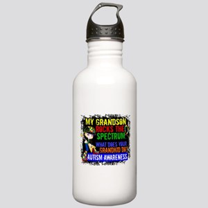 Rocks Spectrum Autism Stainless Water Bottle 1.0L