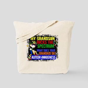 Rocks Spectrum Autism Tote Bag