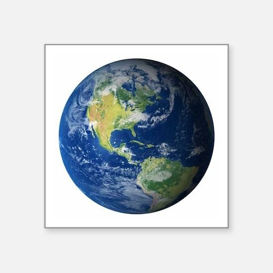 Planet Earth Sticker