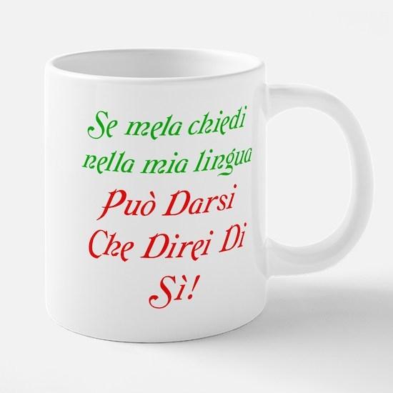 The italian Mugs