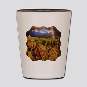 Saguaro National Park Shot Glass