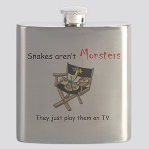Movie Monsters Flask
