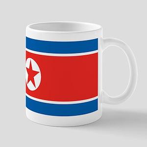 North Korea Mug