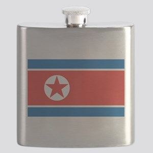 North Korea Flask