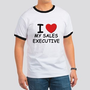 I love sales executives Ringer T