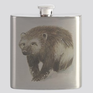 wolverine Flask