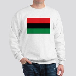 The Red, Black and Green Flag Jumper