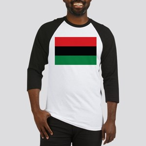 The Red, Black and Green Flag Baseball Jersey