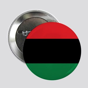 """The Red, Black and Green Flag 2.25"""" Button"""