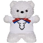 Wicked Kitty Teddy Bear