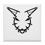 Wicked Kitty Tile Coaster