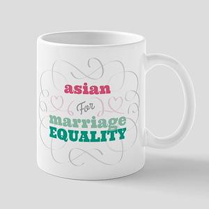 Asian for Equality Mug