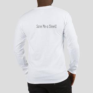 Save me a Sheet - Long-Sleeved Shirt