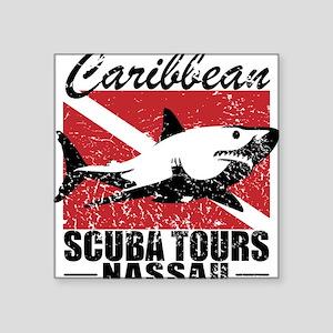 Caribbean Scuba Tours Sticker