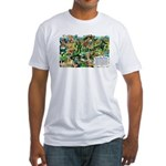 Bog Snorkelling Fitted T-Shirt