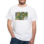 Bog Snorkelling White T-Shirt
