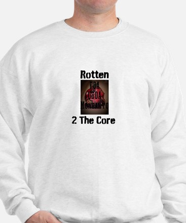 Rotten 2 The Core Sweater